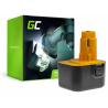 Green Cell ® Akkuwerkzeug für DeWalt DE9074 2802K 2812K DC740KA