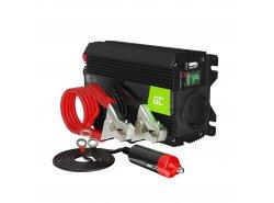 Green Cell Pro Wechselrichter Spannungswandler 24V auf 230V 300W/600W