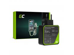 Napájecí zdroj / nabíječka Green Cell PRO 20V 3,25A 65W pro Lenovo Yoga 4 Pro 700-14ISK 900-13ISK 900-13ISK2