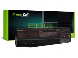 Notebook Green Cell ® Akku W650BAT-6 pro Clevo W650 W650SC W650SF W650SH W650SJ W650SR W670 W670SJQ W670SZQ1