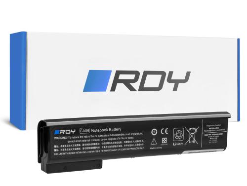 RDY Laptop Akku CA06 CA06XL für HP ProBook 640 G1 645 G1 650 G1 655 G1
