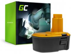 Green Cell ® Akkuwerkzeug pro DeWalt DE9502 DW9091 DW9094 DC551KA DW931K