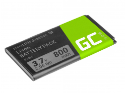 Baterie pro mobilní telefony Green Cell Cell® KAB4 pro Kazam Life B4 Maxcom MM720