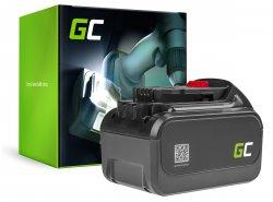 Batterie Green Cell (4.5/1.5Ah 18/54V) DCB546 DCB546XJ DCB547 DCB548 DCB184 für DeWalt XR Flexvolt DCD776 DCF899P2 DCD796P2
