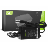 Green Cell ® Ladegerät für Elektrofahrräder, Stecker: Cannon, 29.4V, 2A