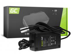Green Cell ® Ladeprogramm 54.6V 1.8A (Cannon) für 48V elektrische Fahrrad-Batterie