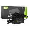 Green Cell ® Ladegerät für Elektrofahrräder, Stecker: Cannon, 54.6V, 1.8A