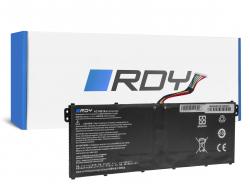 RDY Laptop Akku AC14B13J AC14B13K AC14B18J für Acer Aspire E 11 ES1-111M ES1-131 E 15 ES1-512 ES 15 ES1-533