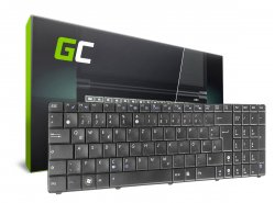 Klávesnice Green Cell ® pro notebook Asus F52 K50 K50C K50IJ K50IN