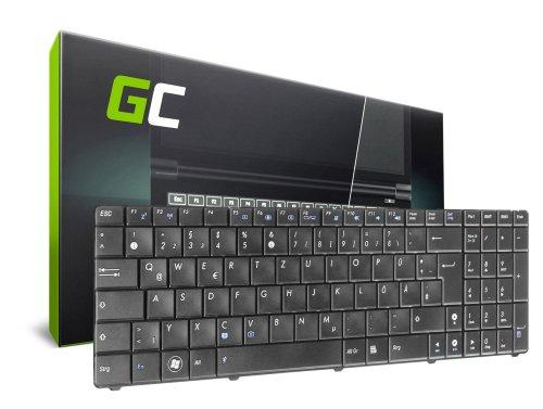 Green Cell ® Tastatur für Laptop Asus F52 K50 K50C K50IJ K50IN QWERTZ DE