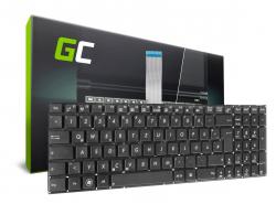 Green Cell ® Tastaturen für Laptop Asus X550 X550CA X550CC X550C X550L X550V R510 R510C R510L