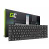 Green Cell ® Tastatur für Laptop Asus X550 X550CA X550CC X550C X550L X550V R510 R510C R510L QWERTZ DE