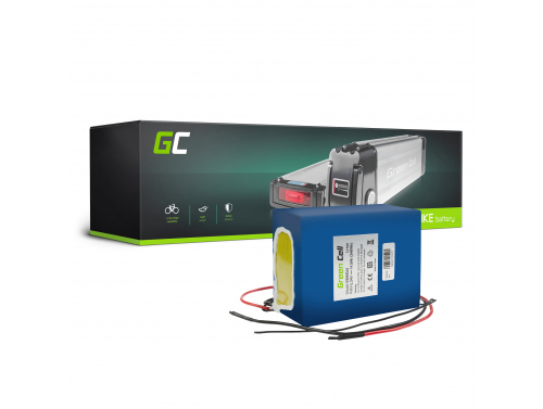 Green Cell® E-Bike Akku 24V 14.5Ah Li-Ion Battery Pack Elektrofahrrad Batterie