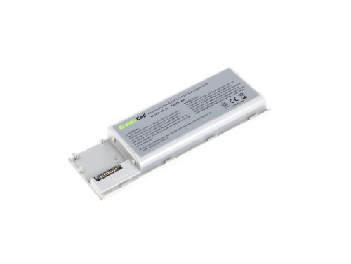 Green Cell ® Laptop Akku PC764 JD634 für Dell Latitude D620 D620 ATG D630 D630 ATG D630N D631 Precision M2300