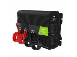 Green Cell Pro Wechselrichter Spannungswandler 12V auf 230V 3000W/6000W