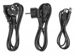 Green Cell® UPS/USV 800VA 480W AiO Unterbrechungsfreie Stromversorgung mit Überspannungsschutz 230V