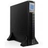 Unterbrechungsfreie Stromversorgung Rack Tower Serverschrank UPS USV 1000 VA (900W) mit Spannungsregelung AVR (6 IEC Ausgänge)
