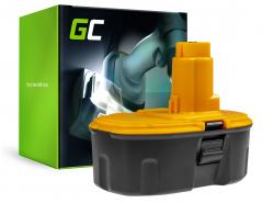 Green Cell ® Akkuwerkzeug für DeWalt DE9093 DE9503 DC020 DC212