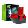Green Cell ® Akkuwerkzeug für Bosch O-Pack BAT043 3300K PSR 12VE-2 GSB 12 VSE-2 12V 3000mAh