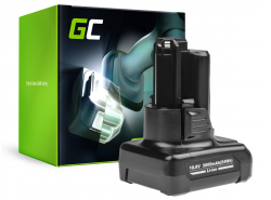 Green Cell ® Akkuwerkzeug für Bosch GLI 10.8V-LI GSR 10.8V-LI