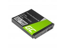 Green Cell® NB-6L Kamera-Akku für Canon PowerShot ELPH 500HS SX 240HS 260HS 270HS 280HS 510HS 520HS 530HS (Li-Ion 1000mAh 3.7V)