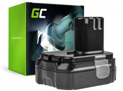 Akumulátorový nástroj Green Cell Cell® pro Hitachi CJ14DL 14,4V 1,5Ah