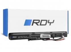 RDY Laptop Akku A41-X550E für Asus A550 F550 F550D K550 K750 R510 R510D R510DP R750 R752L R752LB X450 X550 X550D X750
