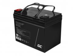 AGM GEL Batterie