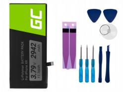 Baterie Green Cell A2105 pro Apple iPhone XR + sadu nástrojů