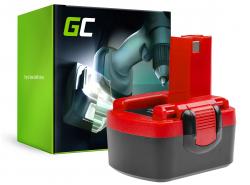 Green Cell ® Akkuwerkzeug für Bosch BAT025 BAT041 GSR PSR
