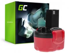 Green Cell ® Akkuwerkzeug für BOSCH EXACT BAT0408 BAT100 GSR PSR