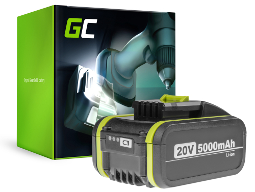Batterie (5Ah 20V) WA3549 WA3551 für WORX WG160E WG169E WG546E WG549E WG894E WX090 WX166 WX167 WX292 WX372 WX390 WX523 WX678