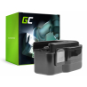 Green Cell® Batterie Akku (3Ah 18V) 48-11-2320 für Milwaukee PES PIW PSH PSX PWS 18 Loktor H P S 18 AEG B18 BBM BDSE BXL BSX 18