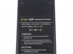 Green Cell ® Netzteil / Ladegerät für Laptop Acer 5730Z 5738ZG 7720G 7730 7730G