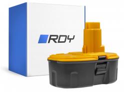 RDY Akku (3Ah 18V) A9277 A9282 DE9093 DE9503 für DeWalt / Black&Decker CD18C DCS392 DW056 DW938 DW960 DW989 DW997
