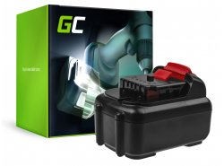 Batterie Akku (5Ah 10.8V) DCB120 DCB124 DCB121 DCB127 Green Cell für DeWalt DCD710 DCF815 DCT416 DCF813 DCF813N DCD710N DCF815N