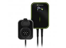Wallbox GC EV PowerBox 22-kW-Ladegerät mit Typ-2-Buchse zum Laden von Elektroautos und Plug-In-Hybriden