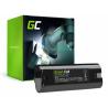 Green Cell ® Akkuwerkzeug für Makita 7000 7033 ML700 ML701 ML702 3700D 4071D 6002D 6072D 9035D 9500D 3000mAh