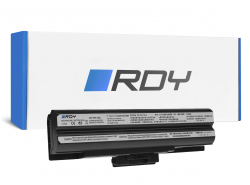 RDY Laptop Akku VGP-BPS21 VGP-BPS21A VGP-BPS21B VGP-BPS13 für Sony Vaio PCG-7181M PCG-81112M VGN-FW PCG-31311M VGN-FW21E