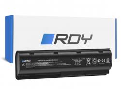 RDY Baterie MU06 593553-001 593554-001 pro HP 240 G1 245 G1 250 G1 255 G1 430 450 635 650 655 2000 Pavilion G4 G6 G7