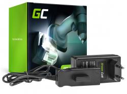 Green Cell Werkzeug Akku-Ladegerät 21V für Gardena 18V 9839-20 9840-20 BLi-18 ComfortCut Li-18/23 EasyCut Li-18/23 TCS Li-18/20