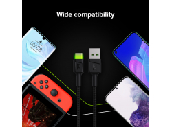 USB Quick Charge 3.0, GC Ultra Charge, Samsung AFC, Huawei FCP/SCP