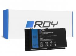 RDY Laptop Akku FV993 für Dell Precision M4600 M4700 M4800 M6600 M6700 M6800