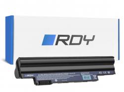 RDY Laptop Akku AL10A31 AL10B31 für Acer Aspire One AO522 AO722 AOD255 AOD257 D255 D255E D257 D257E D260 D270 522 722