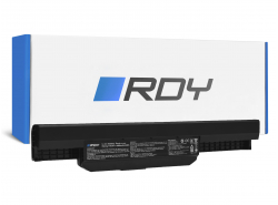 RDY Laptop Akku A32-K53 für Asus K53 K53E K53S K53SJ K53SV K53T K53U K54 X53 X53E X53S X53SV X53U X54 X54C X54H X54L
