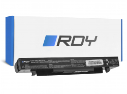 RDY Laptop Akku A41-X550A für Asus A550 F550J F550L R510 R510C R510J R510JK R510L R510CA X550 X550C X550CA X550CC X550L