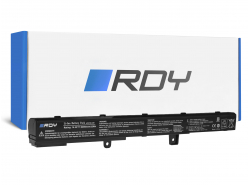 RDY Laptop Akku A41N1308 A31N1319 für Asus R508 R509 R512 R512C X551 X551C X551CA X551M X551MA X551MAV X751L