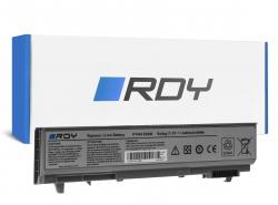 RDY Laptop Battery PT434 W1193 for Dell Latitude E6400 E6410 E6500 E6510 E6400 ATG E6410 ATG forcision M2400 M4400 M4500