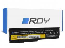 RDY Laptop Akku 42T4536 42T4650 für Lenovo ThinkPad X200 X200s X201 X201s X201i