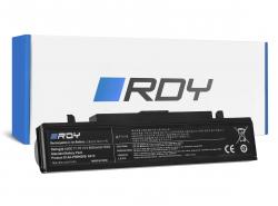 RDY Laptop Akku AA-PB9NC6B AA-PB9NS6B für Samsung R519 R522 R530 R540 R580 R620 R719 R780 RV510 RV511 NP350V5C NP300E5C